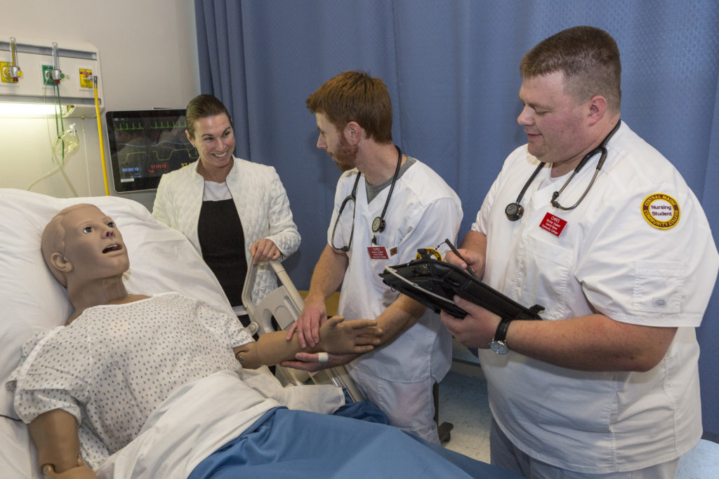 Michelle Ramsey Named Certified Nurse Educator Cmcc