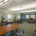 Bath Iron Works Business Collaboration Lab Event Space Photo