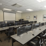 Jalbert Cyber Solutions Lab Event Space Photo