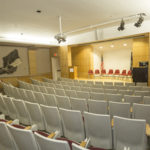 Kirk Hall Lecture Hall Event Photo