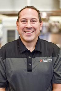 Fern Langlois, food service manager