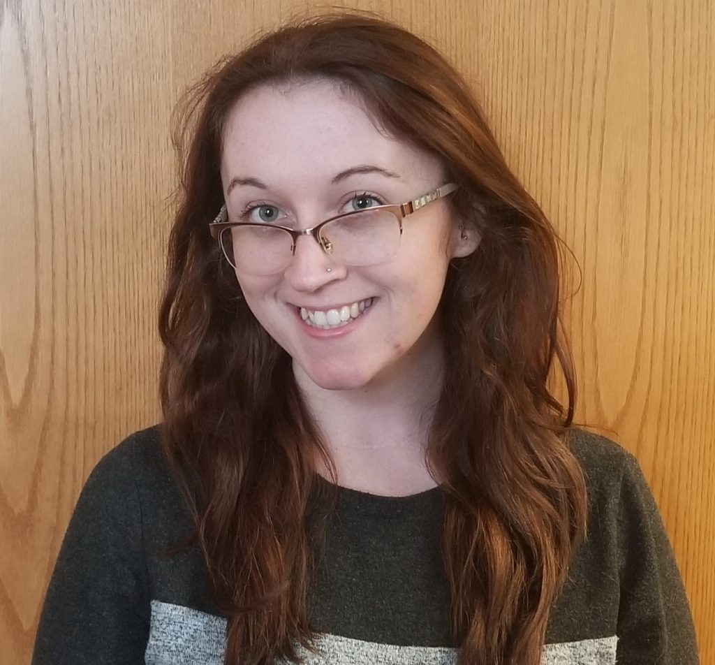 Kate McPherson CMCC Award Winner