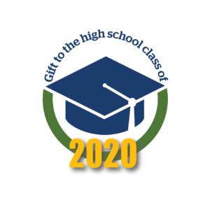 Class of 2020 Graduation cap graphic